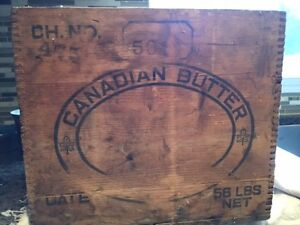 Old wooden Boxes - Two