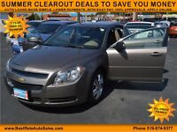 2011 Chevrolet Malibu LS, $39/Weekly, APPLY TODAY, DRIVE TODAY!