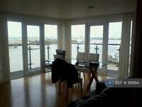 2 bedroom flat in Mizzen Mast House, London, SE18 (2 bed)