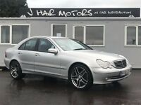 Mercedes C200 CDI Avantgarde Auto** Full Stamped History with every mot from new etc, Amg Alloys etc
