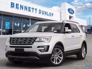 2017 Ford Explorer Limited-Moon Roof-Nav-Active Park Assist