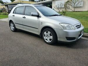 2006 Toyota Corolla ZZE122R Ascent Seca 4 Speed Automatic Hatchback Marcoola Maroochydore Area Preview