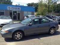 2003 Oldsmobile Alero Fully Certified and Etested!