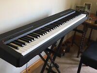 Yamaha P35 Digital Piano (88 keys, fully weighted)
