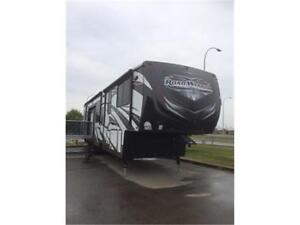 2015 ROAD WARRIOR 420 RW TOY HAULER FW