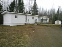 Three bedroom home near Tracy N.B.
