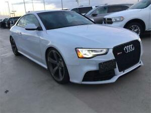 2014 Audi RS 5 QUATTRO (ONLY 58,000 KMS)