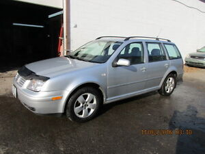 """2003 Volkswagen Jetta GLS TDi Wagon """"Diesel"""""""