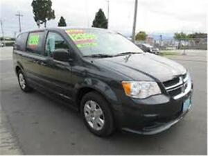 2011 DODGE GRAND CARAVAN STOW N GO (CHEAP PAYMENTS!) $99 Edmonton Edmonton Area image 1