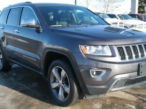 2015 Jeep Grand Cherokee Limited*Back-Up Camera*Rear Park Assist