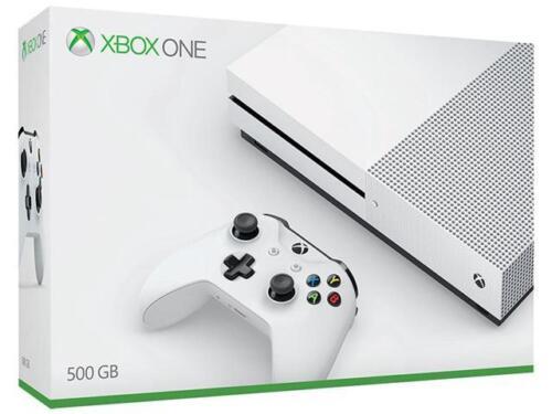 Купить Microsoft Xbox One - Original - Xbox One S 500GB Console