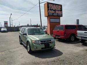 2008 Ford Escape XLT**4WD**LEATHER**AS IS SPECIAL***