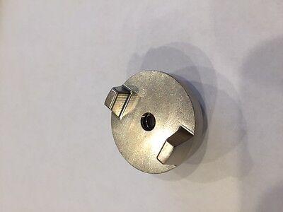 EvoSpray brand fits Graco Fusion AP Air Cap for Round Pattern Guns Part# 15B210