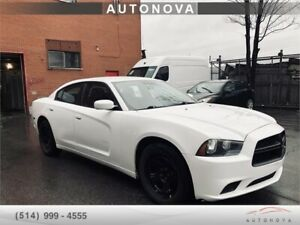 ***2013 DODGE CHARGER POLICE***PROPRE/FULL/514-999-4555.