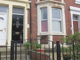 Furnished two bedroom flat Salwell Place.