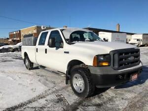 2006 FORD F-250 4X4 **POWER TAILGATE LIFT LONG BOX**