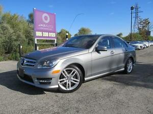 "2013 Mercedes-Benz C-Class C300 "" OFF LEASE FROM MERCEDES, CLEAN"