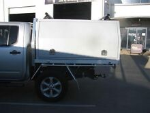 White alloy canopy (dual cab) 1800x1800 Coorparoo Brisbane South East Preview