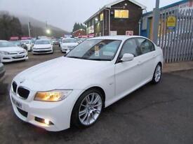 2010 10 BMW 3 SERIES 2.0 318D M SPORT 4D 141 BHP DIESEL