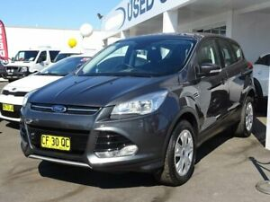 2015 Ford Kuga TF MY16 Ambiente 2WD Grey 6 Speed Sports Automatic Wagon Albion Park Rail Shellharbour Area Preview