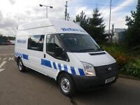 Ford Transit 2.2TDCi ( 125PS ) ( EU5 ) ( RWD ) 350L 350 LWB HR WELFARE UNIT
