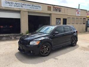 2008 Dodge Caliber SRT4-TURBO-LEATHER-SUNROOF-LOADED-ALLOYS