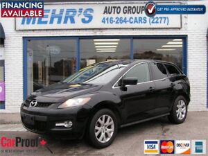 2009 Mazda CX-7 GT Loaded No Accident or Rust