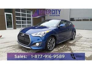 2016 Hyundai Veloster Turbo Manager's Demo $23,888