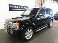 2007 57 LAND ROVER DISCOVERY 3 2.7 3 TDV6 XS 5D 188 BHP 7 SEATS DIESEL