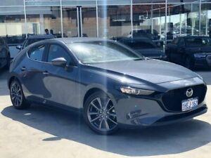 2020 Mazda 3 BP2HL6 G25 SKYACTIV-MT Evolve Grey 6 Speed Manual Hatchback Palmyra Melville Area Preview