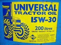 Ford Tractor Oil
