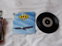 Vinyl 7inch 45 Forever Free / Love Machine – WASP Capitol CLS 546 Stereo 1989