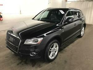 2015 Audi Q5 2.0T 4X4 Progressive S,LINE FINANCEMENT DISPONIBLE