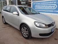 Volkswagen Golf 2.0TDI ( 140ps ) 2010 SE Full S/H Finance Available P/X Swap