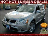 2008 Pontiac Torrent FWD GXP SUV with SUNROOF, MADE IN CANADA