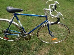 Apollo MK1, 10 speed Large frame collectors road bike