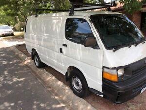 1997 Toyota Hiace Van/Minivan