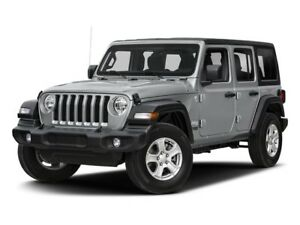 2018 Jeep Wrangler Unlimited UNLIMITED SAHARA