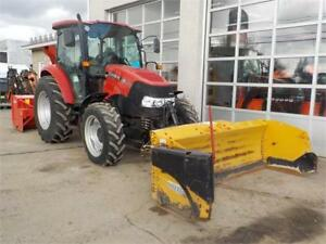 2014 CASE FARMALL 75C WITH METALPLESS AND BLOWER