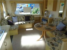 Simple Static Caravan Rental At Haven Seashore Great Yarmouth
