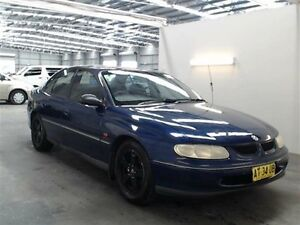 1998 Holden Commodore VT Executive Blue 4 Speed Automatic Sedan Beresfield Newcastle Area Preview