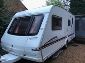 Swift Charisma 560 - 4 Berth - 2006