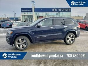 2014 Jeep Grand Cherokee OVERLAND/DIESEL/NAV/PANO ROOF/LEATHER