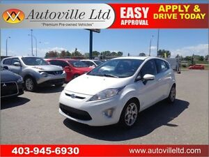2011 FORD FIESTA SES LEATHER ROOF AUTO BLOW OUT PRICE $4988