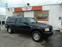 2009 FORD RANGER 4X4 5 PASSENGER,AUTOMATIC,AIR,4.9%