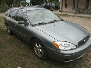 2005 Ford Taurus STATION WAGON only 177KM