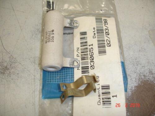 MILLER Electric 030-651 RESISTOR OEM Genuine $22