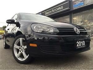 2010 Volkswagen Golf Trendline -One Owner - No Accidents