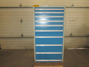 Cabinet modulaire Fuller 10 Tiroirs