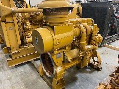 Caterpillar C16 Industrial Diesel Engine Re Manufactured